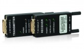 단일 광케이블 커넥터 타입 DVI 광전송기